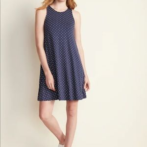 Old Navy Sleeveless Swing dress